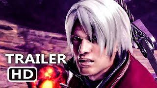 PS4 - Monster Hunter World x Devil May Cry Gameplay Trailer (2018)