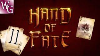 Hand of Fate - дама чумы - победный бой (часть 1)  №11