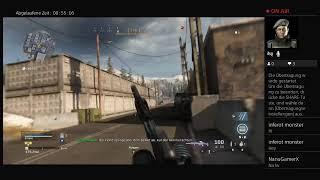 PS4-Live-Übertragung von infrarot_Monster