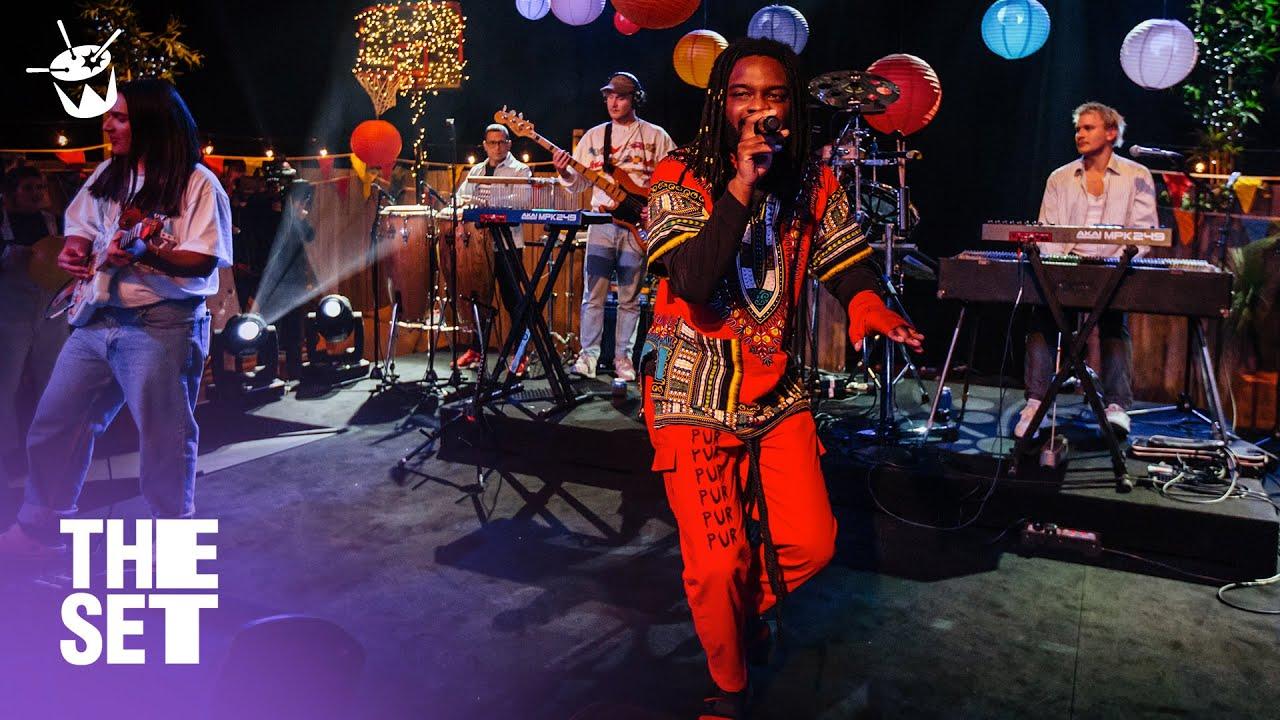 Cosmo's Midnight & Genesis Owusu cover Gorillaz 'Dirty Harry' | THE SET
