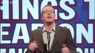 Mock the Week Highlight - UNLIKELY THINGS TO HEAR ON A BREAKFAST SHOW - BBC Two