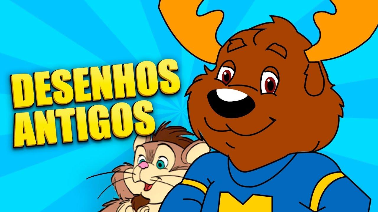 5 Desenhos Animados Antigos Que Voce Esqueceu Youtube
