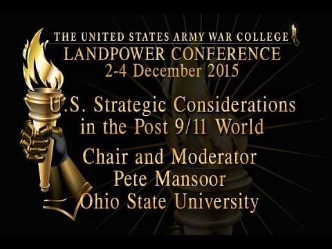Landpower Conference 2015, Carlisle Barracks