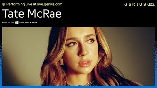 Download An Interactive Concert With Tate McRae | Genius Live