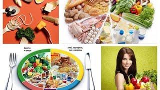 Раздельное питание для похудения.  Принципы раздельного питания. Доктор  Галина Гроссманн