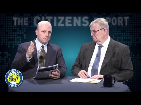 6 March 2020 - The Citizens Report - Cashban Win Pre Financial Crisis / Tax Derivatives Speculation
