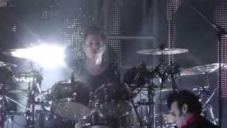 The Cure - A Man Inside My Mouth / Wailing Wall - Aventim Apollo 22 december 2014