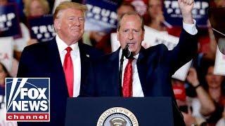 Dan Bishop credits Trump for special election win in North Carolina
