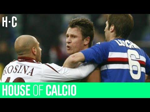 Cassano, Raging Bull