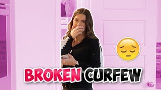 HOMECOMING CURFEW BROKEN? | The Mikesell Family