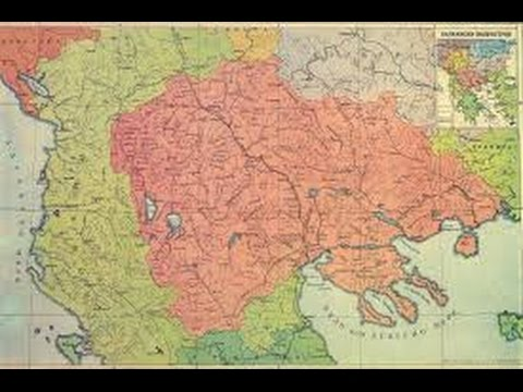 Greece: Ethnic Cleansing of Macedonians in Aegean Macedonia