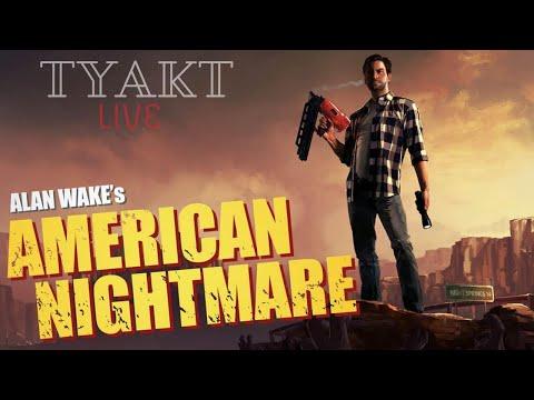 ✧ Alan Wake's American Nightmare #3 ✧ !! Live Stream !!  #Tyakt #Horror #AlanWakeAmericanNightmare