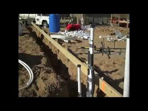 Plumbing Rough-In 1-Coors