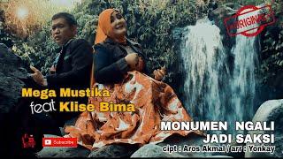 MONUMEN NGALI JADI SAKSI - MEGA MUSTIKA feat KLISE BIMA (Official Music Video)