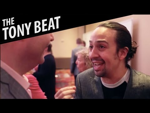 Broadway.com/The Broadway Channel Presents THE TONY BEAT Episode 6: Room on the Mantel?