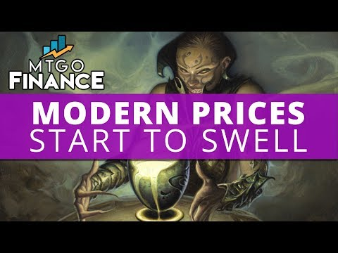 Modern Prices Start to Swell | MTGO Finance March 4th
