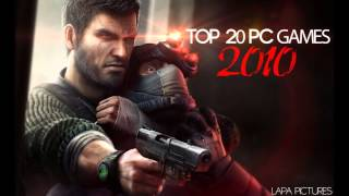 Top 20 PC Games - 2010