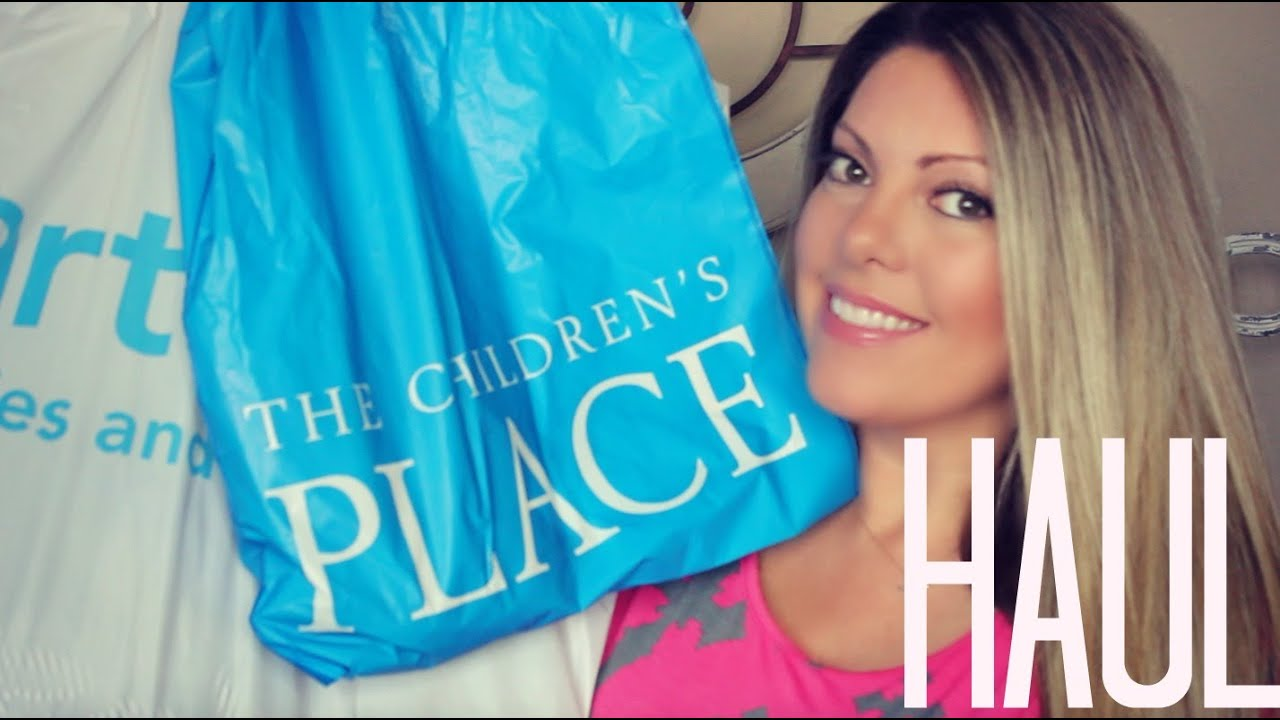 c428caf19a6 CARTER S + CHILDREN S PLACE CLOTHING HAUL 2016 - YouTube
