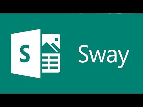 Microsoft Sway | Microsoft Education