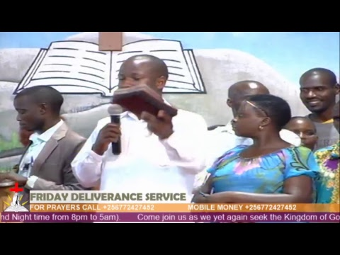MCF Day 5 of 5 Days of Fasting - Live (7th-September 2018) with Ps Tom Mugerwa