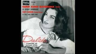 DALIDA - TOUT L'AMOUR (1959) - PASSION FLOWER