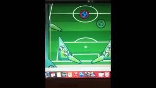 Goal Pinball GameSalad Template