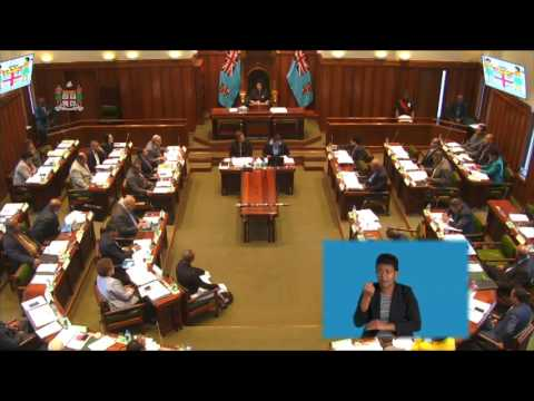 Fijian Minister for Employment informed Parliament on retired teachers' and Education in the Pacific