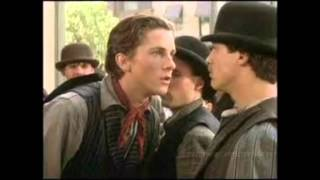 Newsies-Santa Fe (Christian Bale)