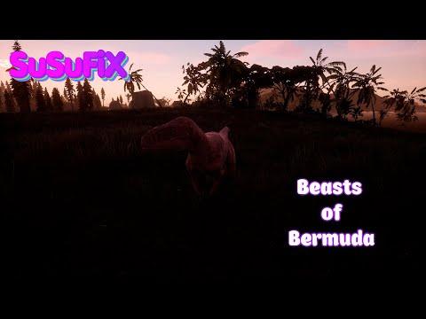Beasts Of Bermuda - Преображение в новом патче Мегалозавра !!