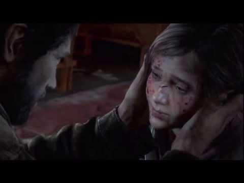 Ellie Kills David Cutscene Cinematic The Last Of Us