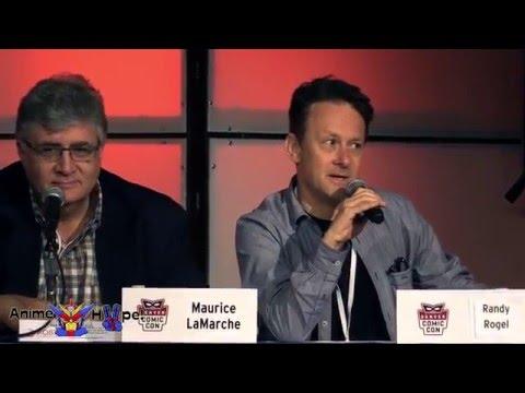 Animaniacs Reunion: Denver Comic Con 2015 Full Panel