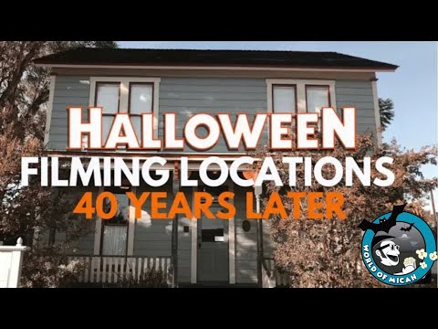 Halloween 2018 Filming Locations.Real Life Halloween Filming Locations 2018 And Movie Review Youtube