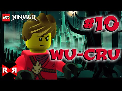LEGO Ninjago WU-CRU - The Fengpyre Tomb - iOS / Android - Gameplay Video Part 10
