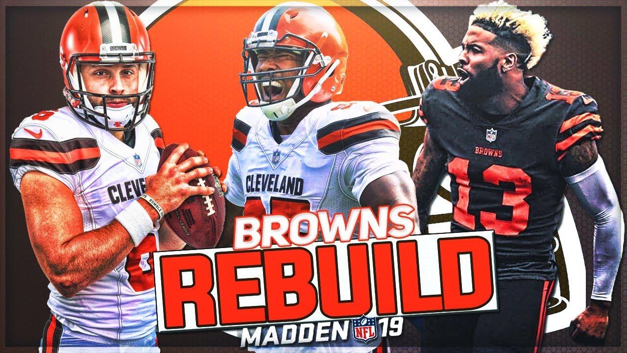 ec1d9dfb7bb Sport: Browns' Odell Beckham Jr. era begins Monday - PressFrom - United  Kingdom