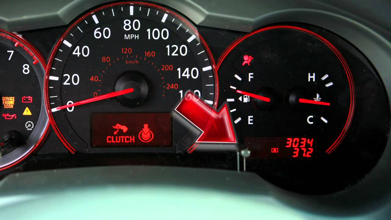2012 Nissan Altima Trip Odometer Youtube