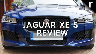 Jaguar XE S review: SEX on wheels?