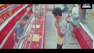 STUPID THIEVES FAILS CAUGHT ON CAMERA | COMPILATION OF FUNNY THIEVES | SACH MEHKAMA