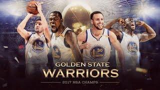 Warriors NBA Champions 2017 - Payback! HD