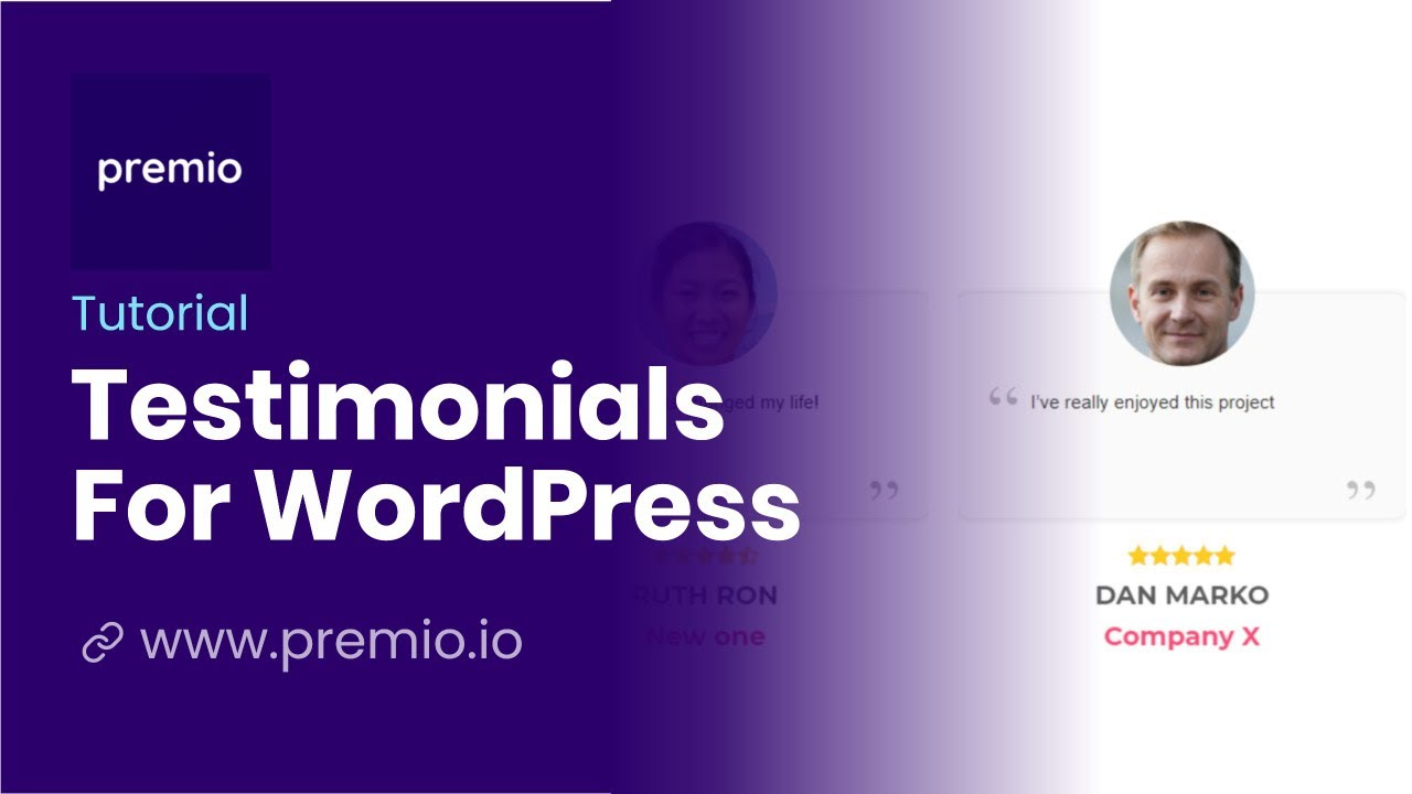 Stars Testimonials and Social Proof For Your WordPress Website