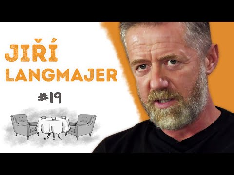 Jiří Langmajer - České herečky se nechtějí svlékat, jsem jim oporou