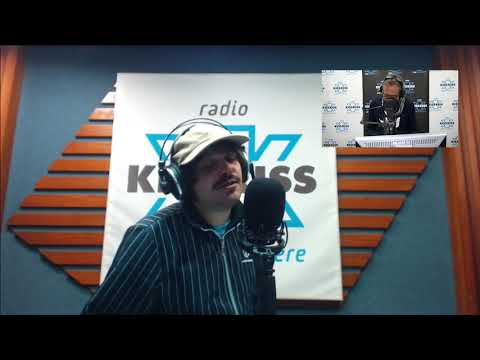Calcutta - Intervista a Radio Kiss Kiss
