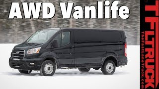 New 2020 Ford Transit Van is Here with a Ranger Raptor Turbo D…