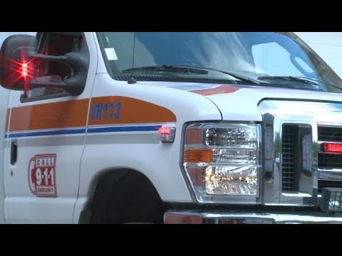 How a vibrating ambulance get drivers' attention