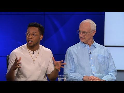 """Michael Gross & Jacob Latimore on the Coming of Age Story """"Bilal: A New Breed of Hero"""""""