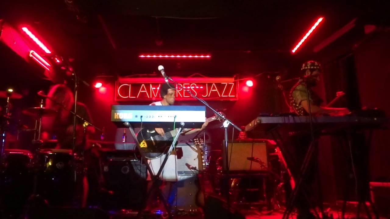 Flamingods Sala Clamores Madrid 2 26 09 2016