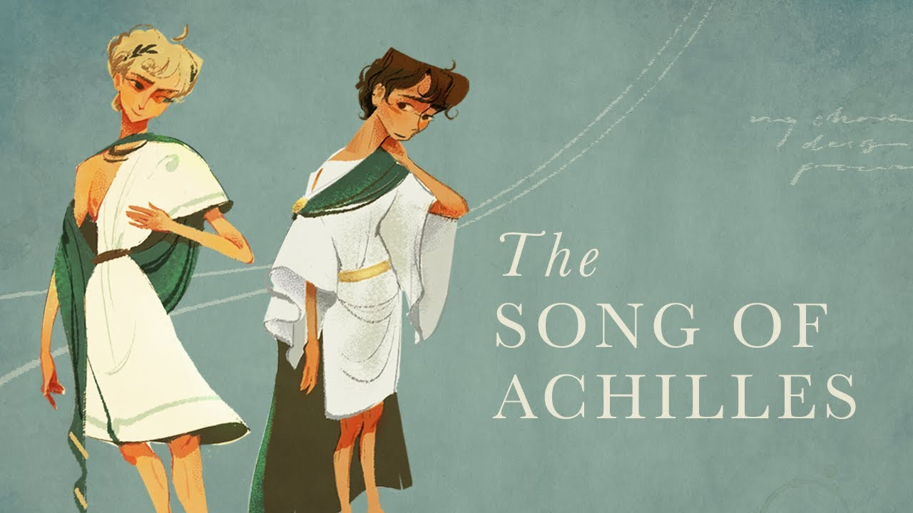 My Character Design Process ft. The Song of Achilles - YouTube