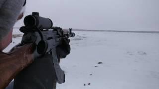 Russian Vepr Ak 47 7.62x39