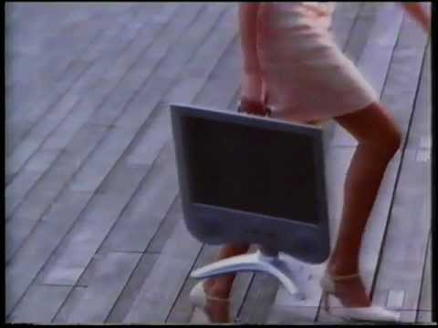 Sharp Aquos LCD TV commercial 2001