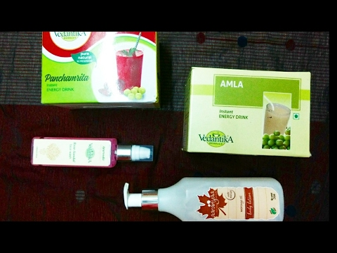 Affordable summer essentials | Vedantika Herbals | Aaranyaa | Organic Care Part 8