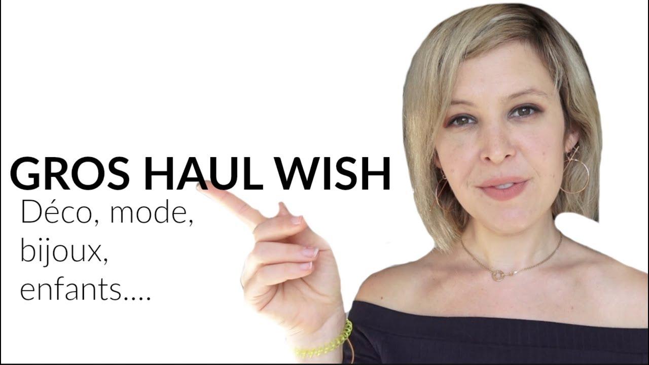 Gros Haul Wish Septembre 2018